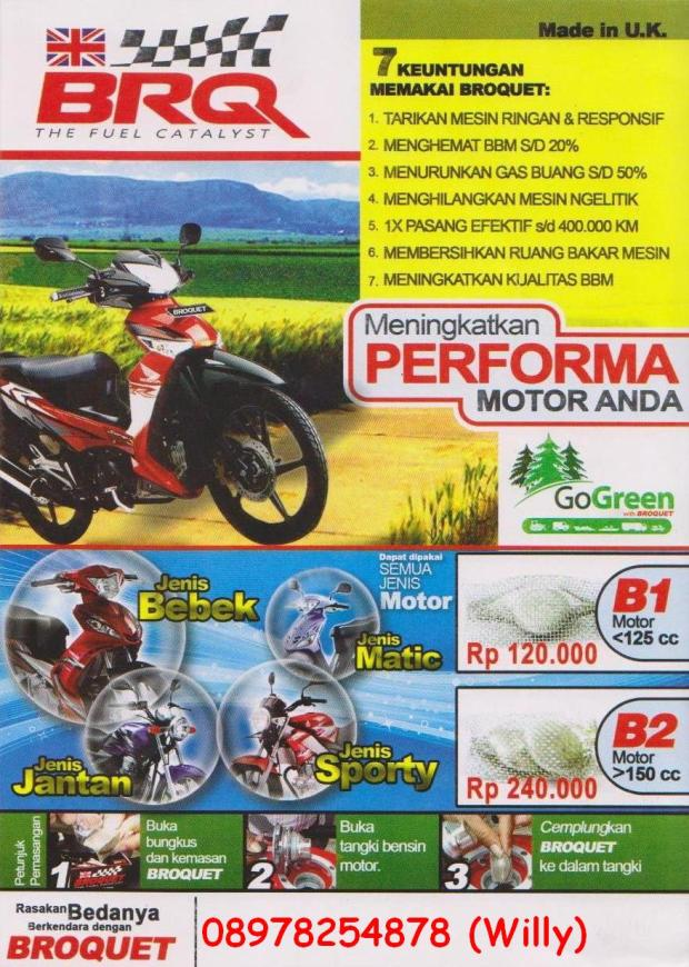 broquet 120