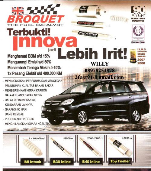 Broquet Innova adobe