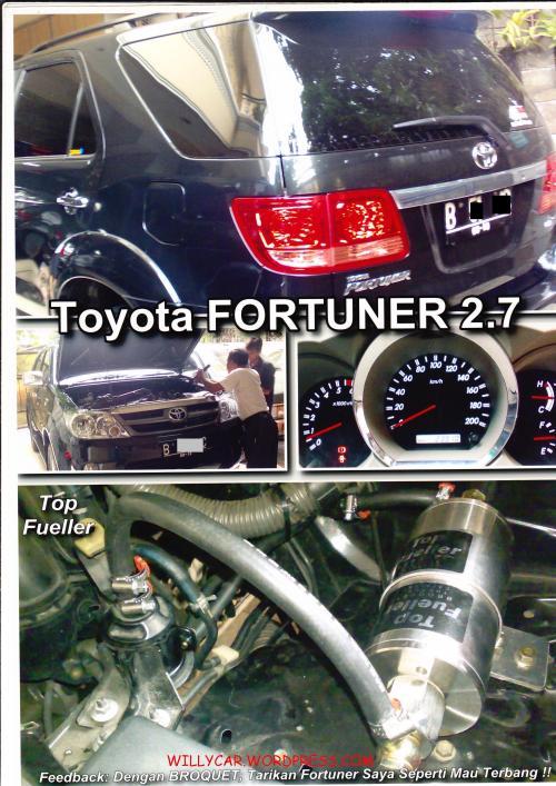 Fortuner 2.7