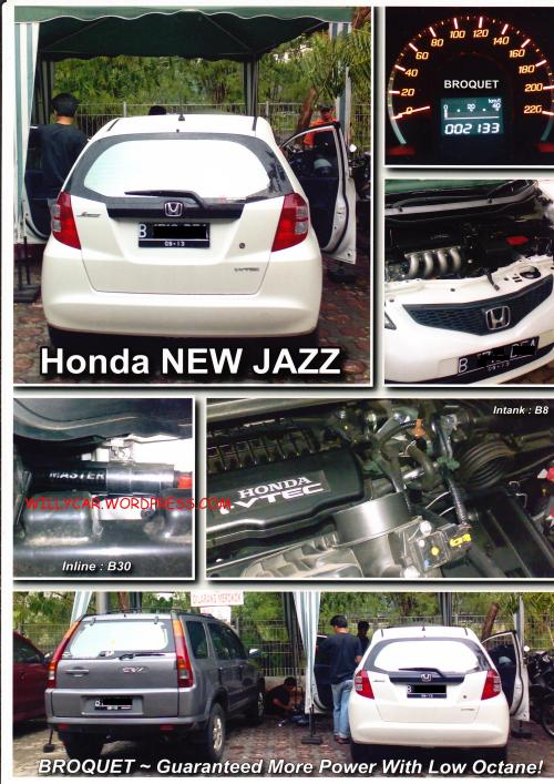 Honda Jazz New