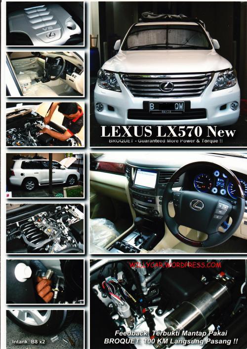 Lexus LX-570 New 2010