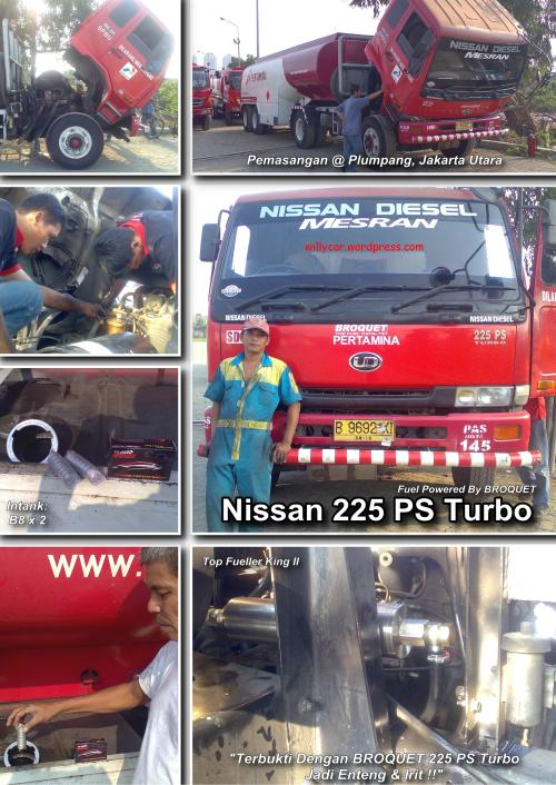 PERTAMINA Nissan 225 PS Turbo