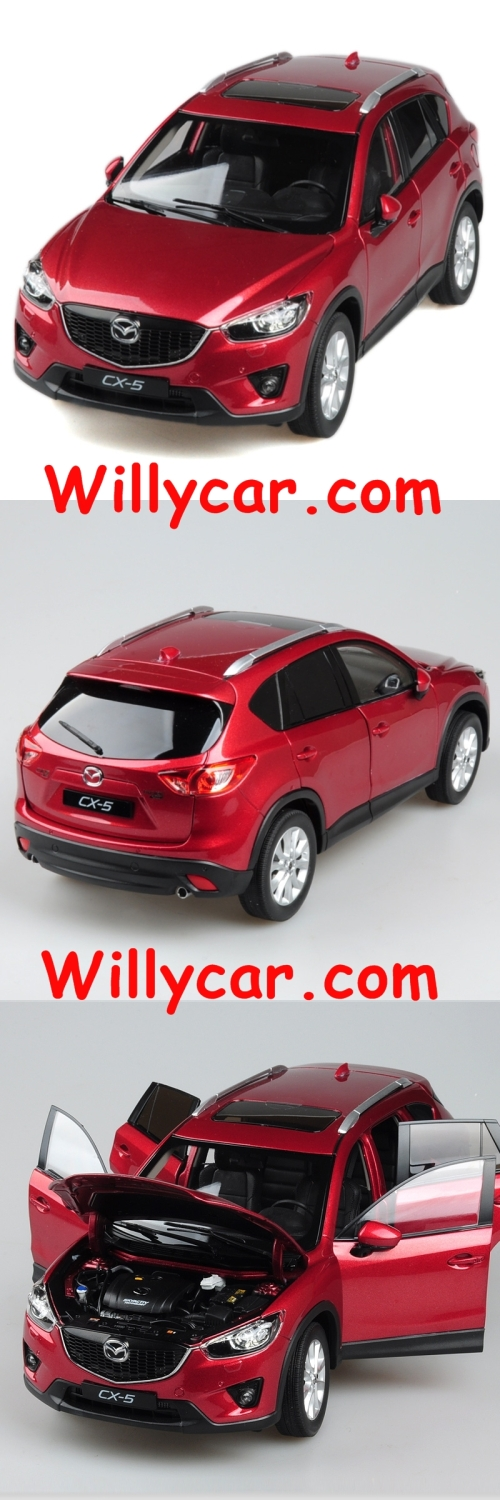CX5 Red