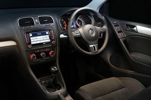 Interior Golf GT