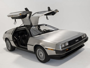Delorean_DMC-12_open
